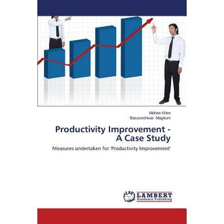 PRODUCTIVITY IMPROVEMENT: A CASE STUDY ON ACCEPTANCE ...