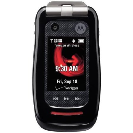 Motorola Barrage V860 No Contract Verizon Cell Phone NO CAMERA Manufacturer refurbished ()