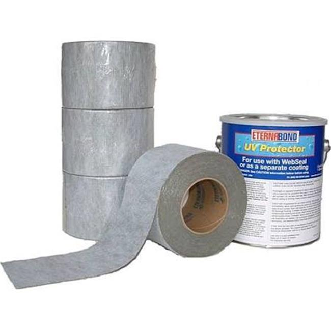 Eternabond Mspt2412bx Pop 2 In X 4 Ft Sealant Roll Roof