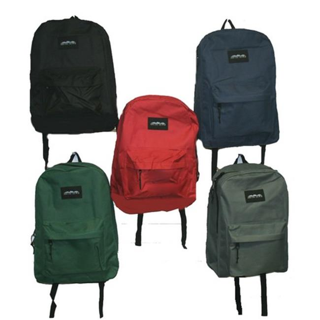 YDB 17 in. Padded Back with Backpack, Case of 24
