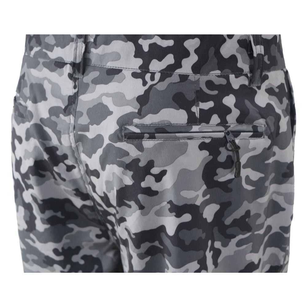 LeeHanTon Men/'s Camo Amphibian Quick-Dry Shorts