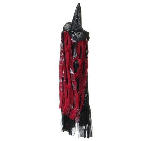 Skull Halloween Hanging Ghost Haunted House Grim Reaper Horror Party Props Decor - image 2 de 6