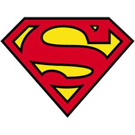 Officially Licensed, DC Comics Originals Superman Sticker