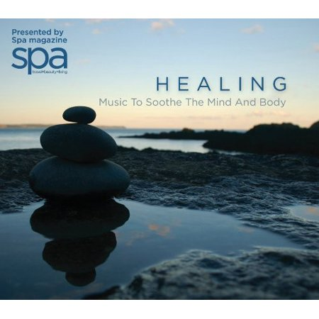 Healing: Music to Soothe the Mind & Body / Various (CD)