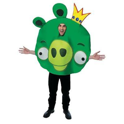 IN-13637973 Angry Birds King Pig Halloween Costume for Men  By Fun Express