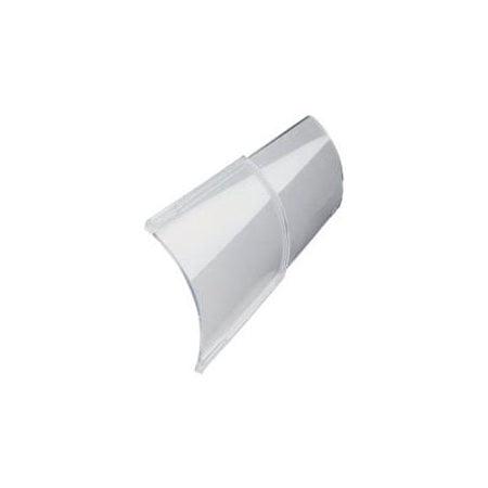 Deflect-O  Jordan  4-1/2 in. H x 1 in. D Clear  Plastic  Air Deflector](Halloween Air Jordans)