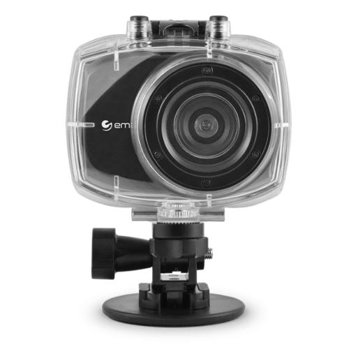 Ematic Sportscam Hd 1080p Waterproof Cam