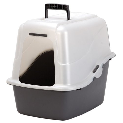 Petmate X-Large Deluxe Hooded Litter Box