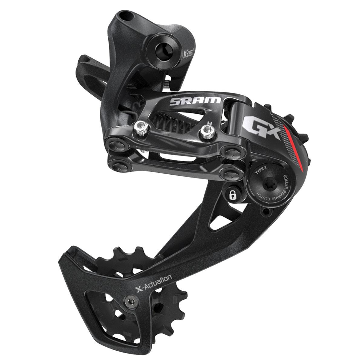 SRAM GX 2x11 Type 3.0 Rear Bicycle Derailleur - 00.7518.082