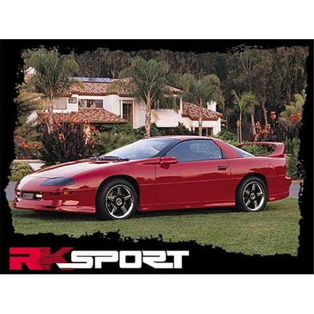 RKSport Chevy 01011000 Ground Effects Kit, 1993-1997 Chevy Camaro - image 1 de 1