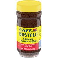 Caf Bustelo, Espresso Style Dark Roast Instant Coffee, 7.05 oz.