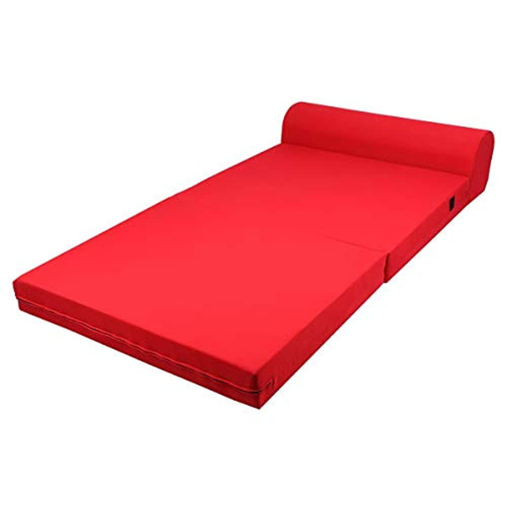 Magshion Sleeper Chair Folding Foam Bed