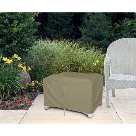 Large Square Ottoman Cover ()