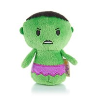 Hallmark itty bittys Incredible Hulk Stuffed Animal