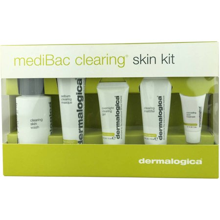 Spin Kit - Dermalogica mediBac Clearing Skin Kit, 5 pc