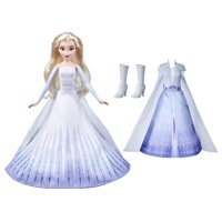 Deals on Disneys Frozen 2 Elsas Transformation Fashion Doll