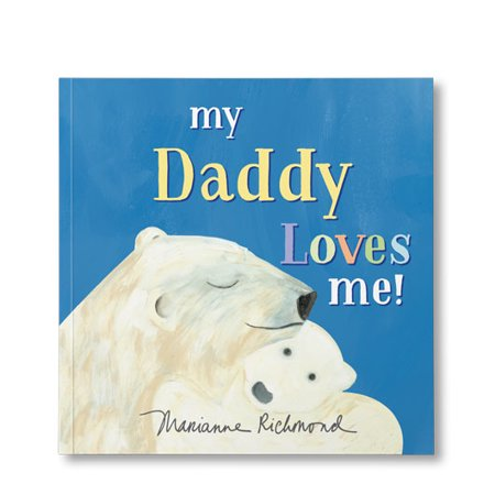 My Dad Loves Me - Personalized Book - Personalized Boots