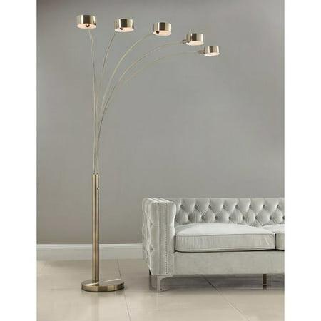 Artiva Usa Micah 88 Led Tree Floor Lamp Walmart Com