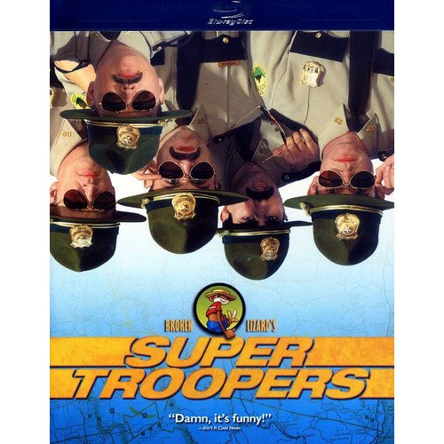 Super Troopers (Blu-ray) (Widescreen)