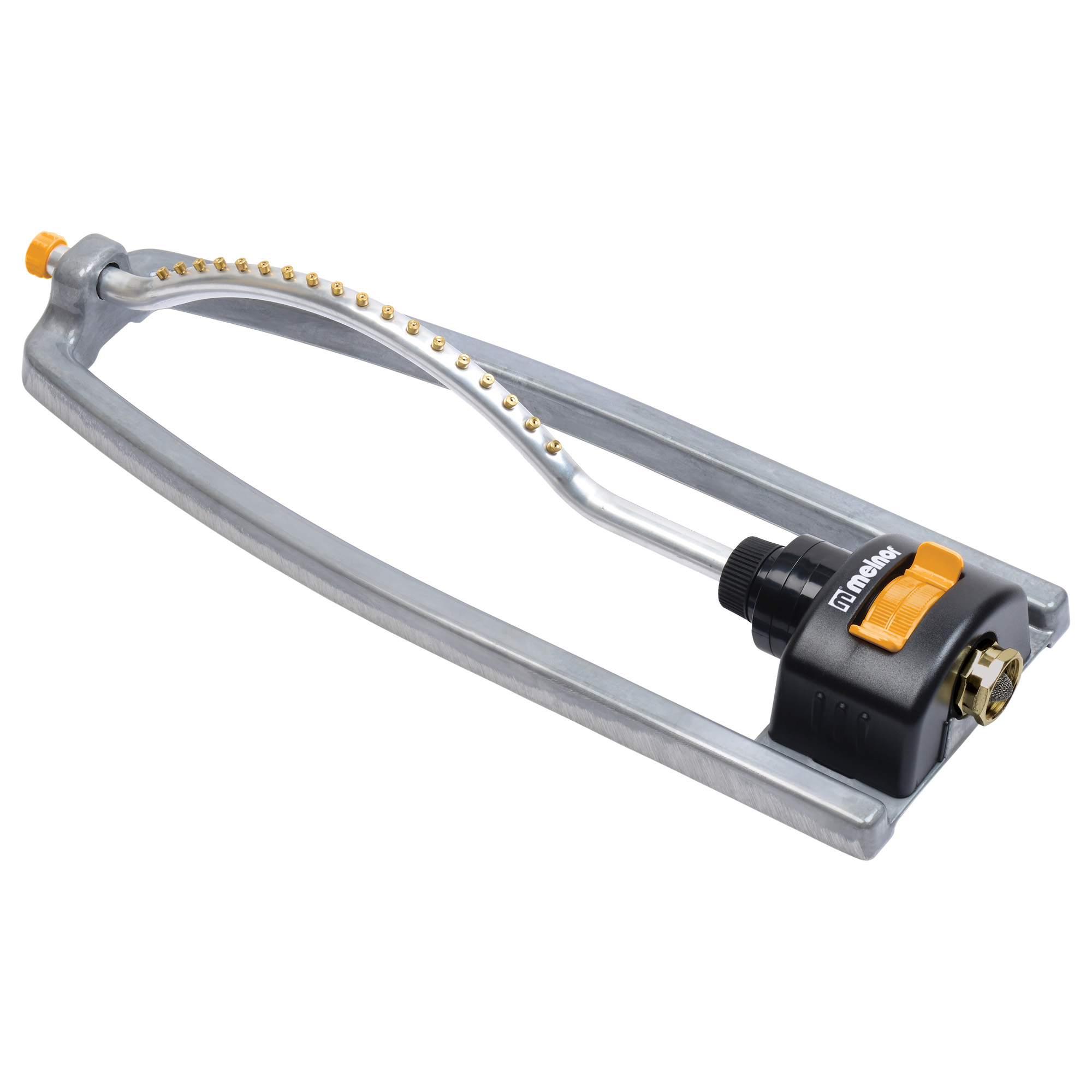 Melnor XT Metal Turbo Oscillating Sprinkler, 3600 Square Ft.