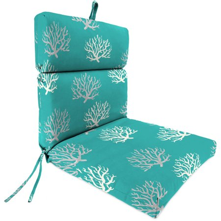 Jordan Manufacturing Outdoor Chair Cushion Isadella Ocean