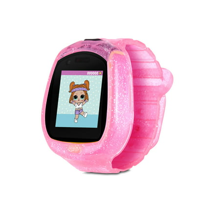 L.O.L. Surprise! Smartwatch, Camera & Game for Kids w/ Cameras, Video, Games, Activities, and more