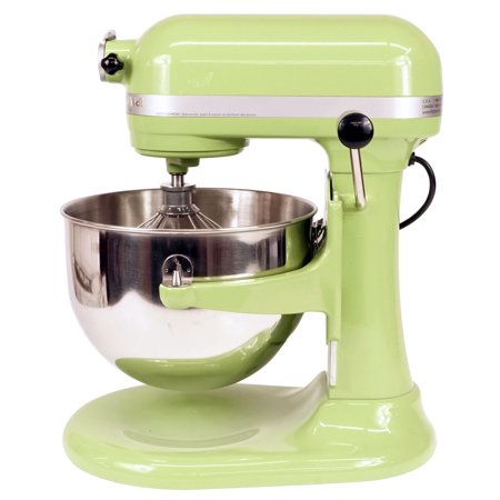 Refurbished KitchenAid KP26M1XGA Professional 600 Series Stand Mixer    Green Apple