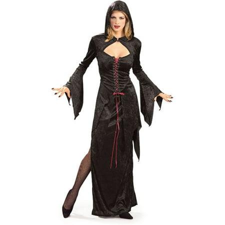 Adult Gothic Maiden Vampira Costume Rubies 888056 - Vampira Costume