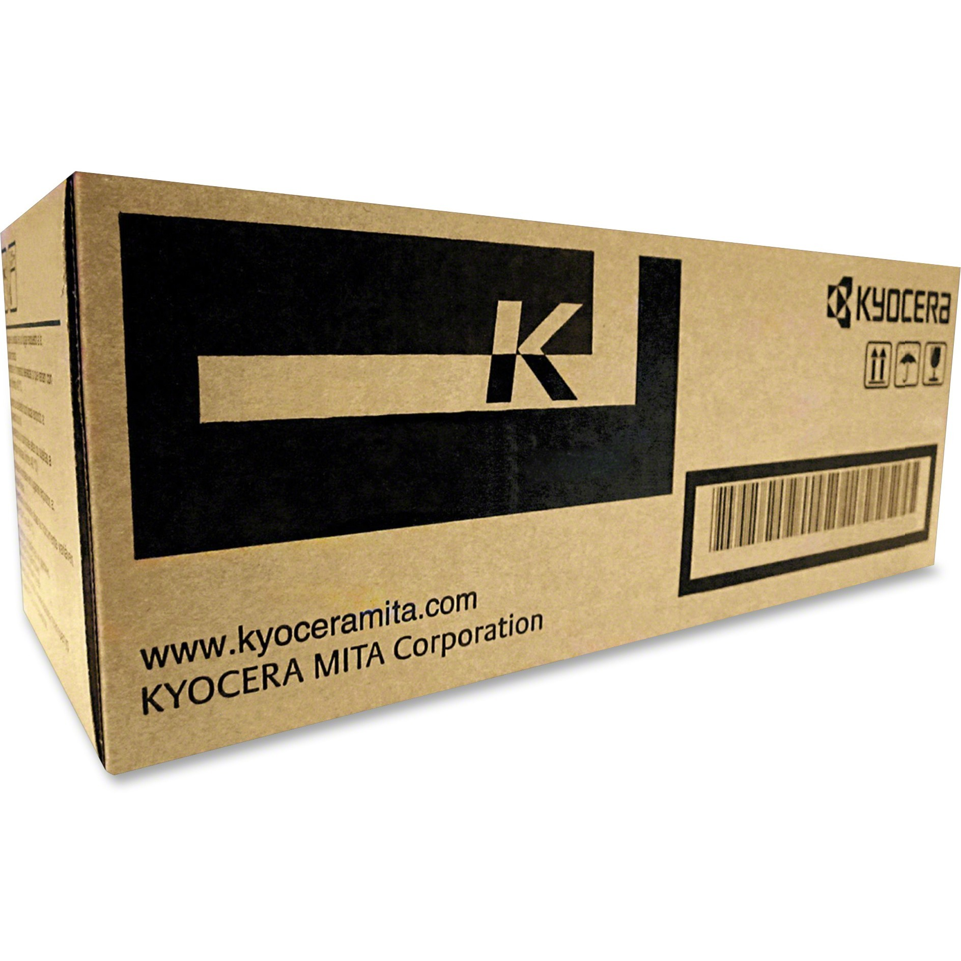 Kyocera, KYOTK867K, TK-867K Toner Cartridge, 1 Each
