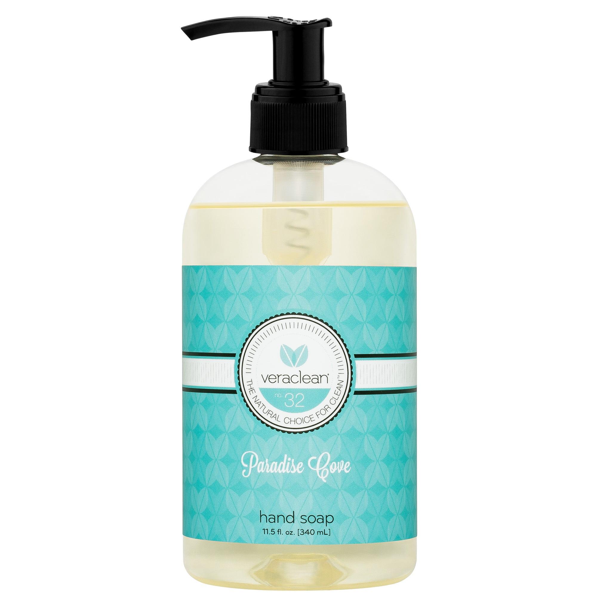 VeraClean Hand Soap, Paradise Cove, 11.5 Fl Oz by VeraClean