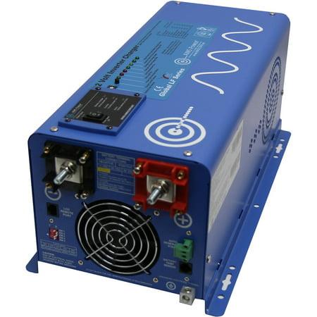 AIMS Power 3000W 12 Volt Pure Sine Inverter Charger