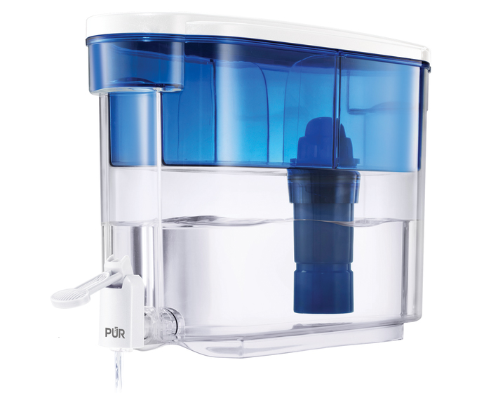PUR Classic Dispenser Water Filter 18 Cup, DS-1800Z by Kaz Inc
