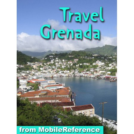Travel Grenada: Illustrated Guide and Maps - eBook