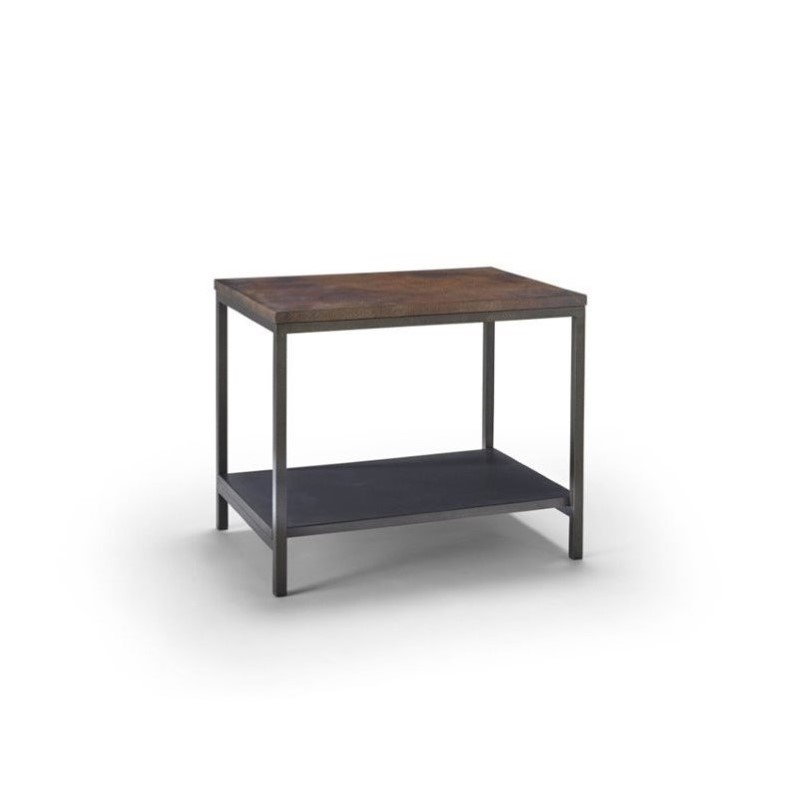 Homeware Sawyer Copper Bunching Table
