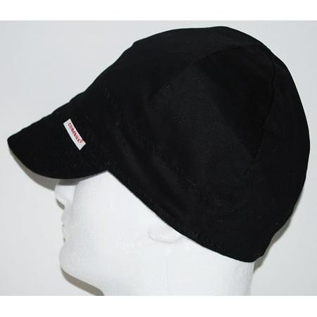 aa6ada07e9d Reversible Welding Cap Solid Black 7 1 2
