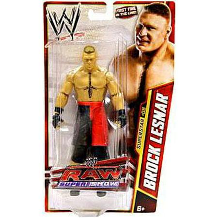 WWE Wrestling Basic Series 25 Brock Lesnar Action Figure