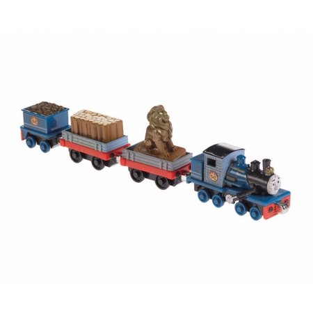 - Fisher-Price Thomas The Train: Take-n-Play Muddy Ferdinand, Ferdinand is covered in soot from Wheezy crane By FisherPrice