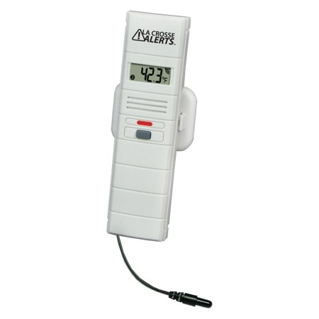 La Crosse Technology Temperature and Humidity Remote Monitor System with Dry Probe