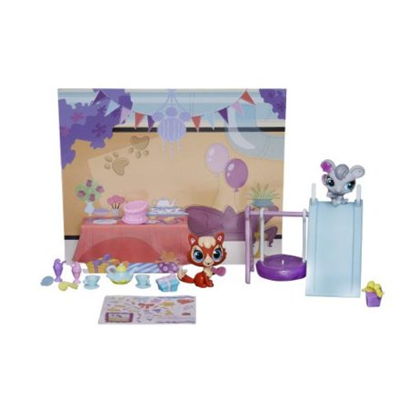 Lps Party (Littlest Pet Shop We Love to Party Themed)