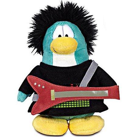 - Club Penguin Series 12 New Rocker Plush Figure