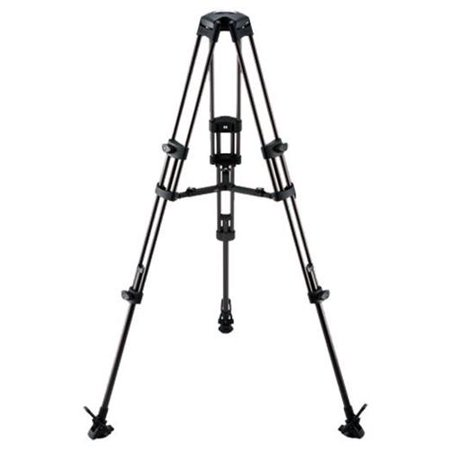 RT40RB 2 Stage Tripod System, 75mm Ball Diameter, Supports 77 lbs, Max Height 5.16