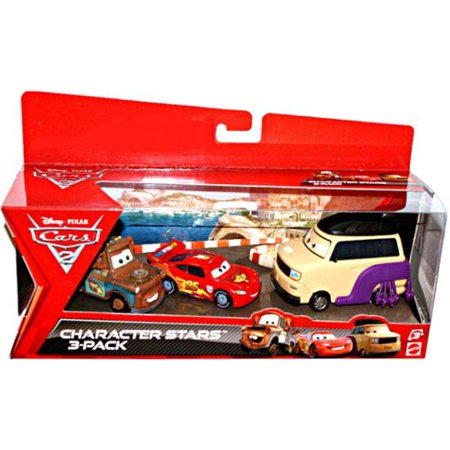 Kingpin Car - Character Stars 3-Pack Diecast Car Set Kingpin Nobunaga Multi-Packs