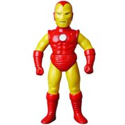 "Marvel Retro Iron Man 10"" Sofubi Action Figure"
