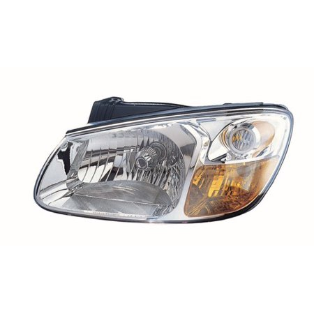 Go-Parts » 2007 - 2009 Kia Spectra5 Front Headlight Headlamp Assembly Front Housing / Lens / Cover - Left (Driver) Side 92101-2F530 KI2502128 Replacement For Kia Spectra5