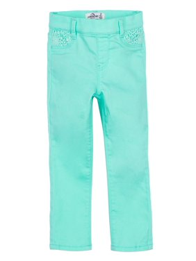 56589fd54 Product Image Colored Jeggings (Toddler Girls)