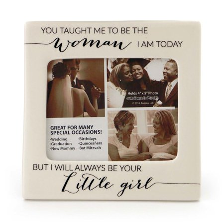 Our Name Is Mud 4057548 Little Girl to Woman Photo Frame