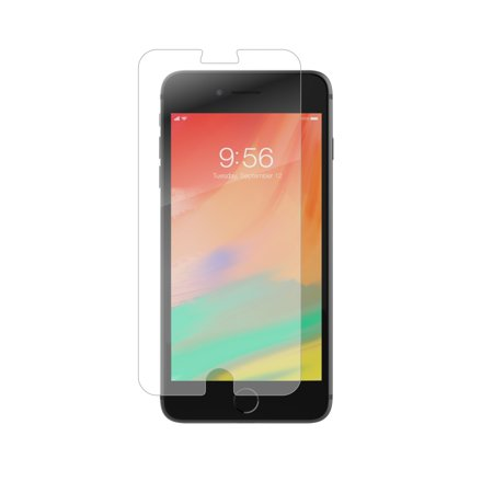 ZAGG InvisibleShield Glass+ Screen Protector for Apple iPhone 8, iPhone 7/7S iPhone 6/6S
