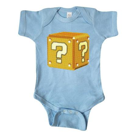 Pop Art Mystery Cube Infant Creeper