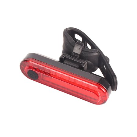 Waterproof Bicycle Lights Bicycle Rear Light Lamp Torch LED Bike Light Set - image 3 of 7