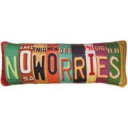 Manual Woodworkers & Weavers No Worries Lumbar Pillow